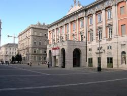 Piazza Verdi, Trieste