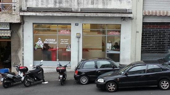 Pizzeria Pulcinella, Trieste