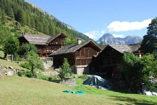 Rifugio Valle Vogna, Riva Valdobbia