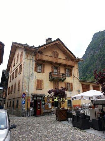 La Tavernetta, Riva Valdobbia