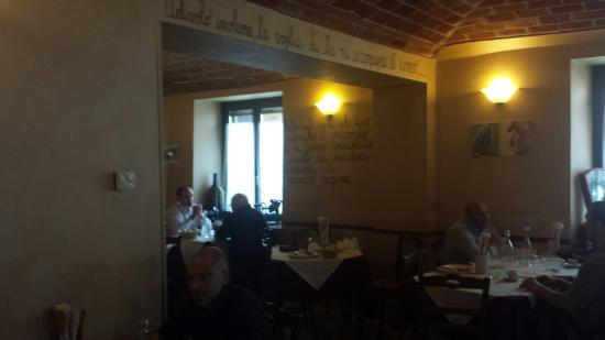 Ristorante La Piazzetta, Saluggia