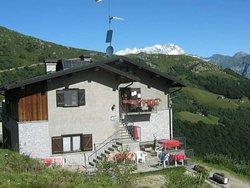Rifugio Alpe Meggiana, Piode