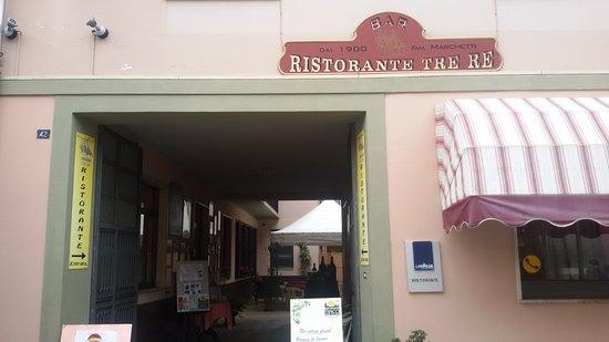 Ristorante Tre Re, Borgo d'Ale