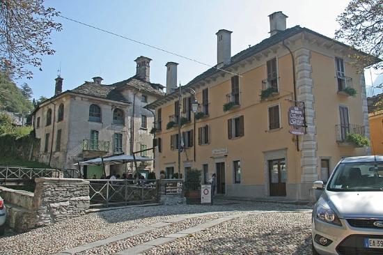 Ristorante Del Vecchio Borgo, Vogogna