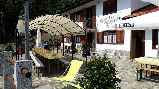 Ristorante Baita Piana Rovei, Casale Corte Cerro