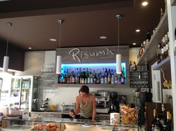 Risuma Cafe Restaurant, Omegna