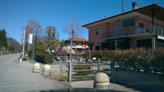 Pizzeria Da Giacomo, Brovello-Carpugnino