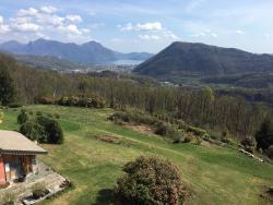 Villa Cresta, Cossogno