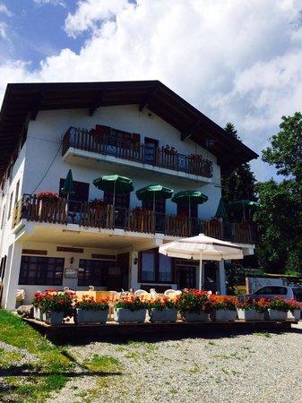 Locanda Alpe Quaggione, Germagno
