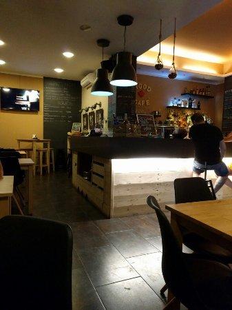 Wood Cafè, Novara