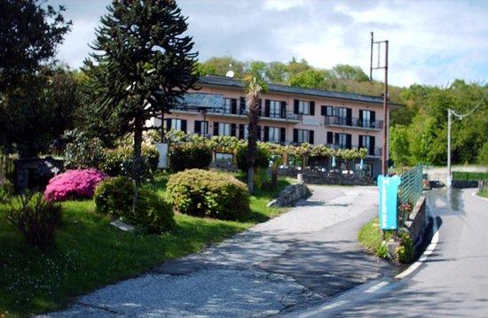 Hotel La Capannina, Massino Visconti