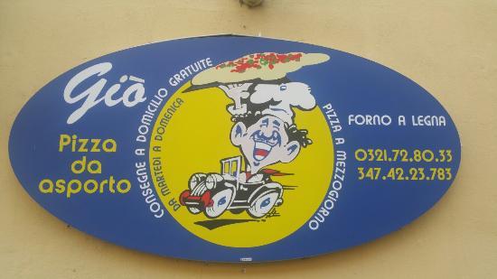 Gio' Pizza Da Asporto, Cerano
