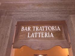 Trattoria Latteria Oropa, Oropa