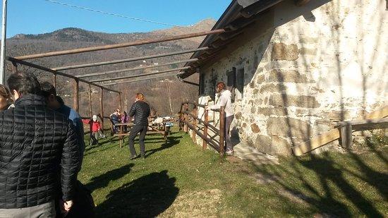 La Ca' Agriturismo Di Montagna, Donato