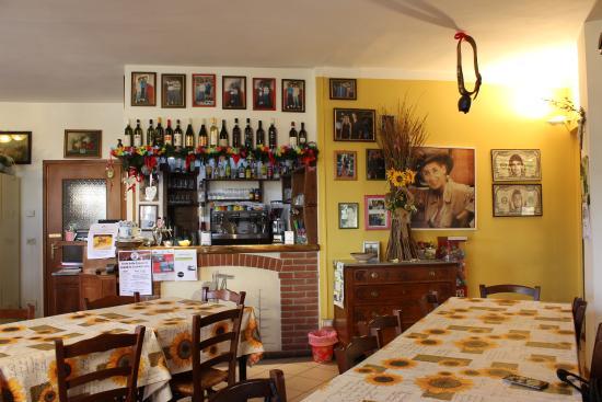 Trattoria Pizzeria Ca D' Jolanda, Donato
