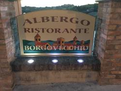 Hotel Ristorante Il Borgovecchio, Montegrosso d'Asti