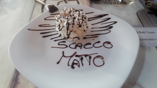 Scaccomatto Matto, Incisa Scapaccino