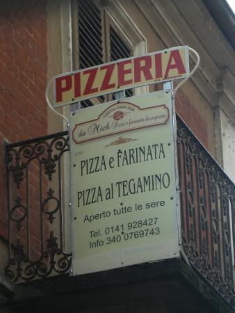 Pizzeria Da Mich, Calliano