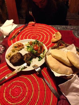 Ismail Cucina Araba, Alessandria