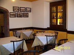 Ristorante-pizzeria Tumè, Bosio