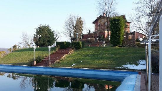 Villa Pallavicini Restaurant, Serravalle Scrivia