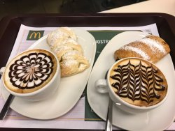 Mcdonald's, Alessandria