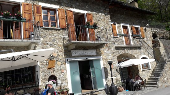 Osteria Roncaiola, Tirano