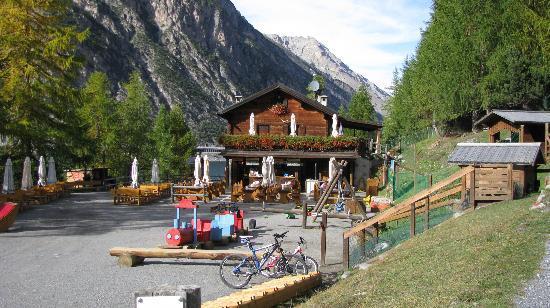 Ristoro Val Alpisella, Livigno