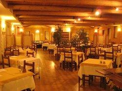 Ristorante Pizzeria Engadina, Traona