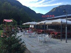 Laghetto Bar Pizzeria, Grosotto