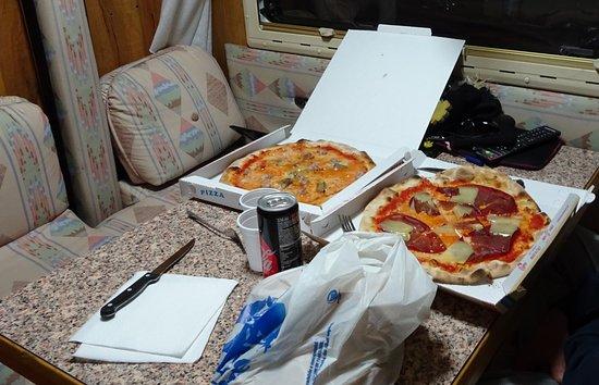 Mister Pizza, Livigno