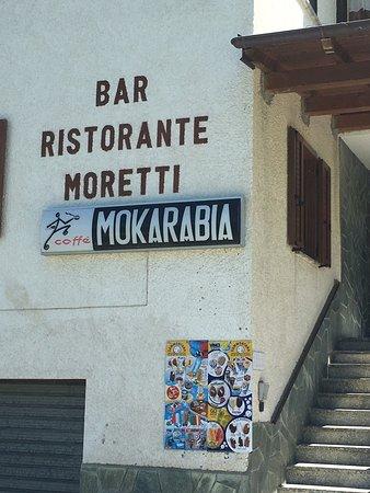 Ristorante Bar Moretti, Castello dell'Acqua