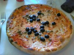 Pizzeria Spluga, Chiavenna