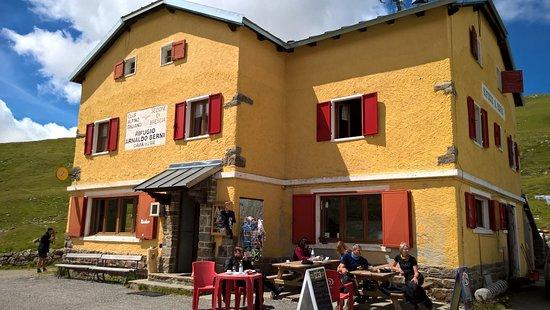 Rifugio Berni, Valfurva