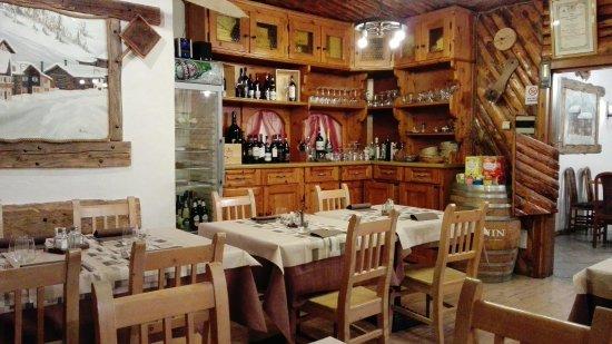 Ristorante Pizzeria Bar Baita Veglia, Livigno