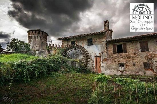 Molino San Giuseppe, Soncino