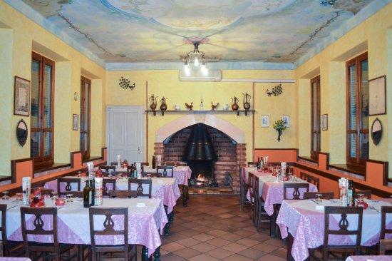 Ristorante Antico Pavone, Castelverde
