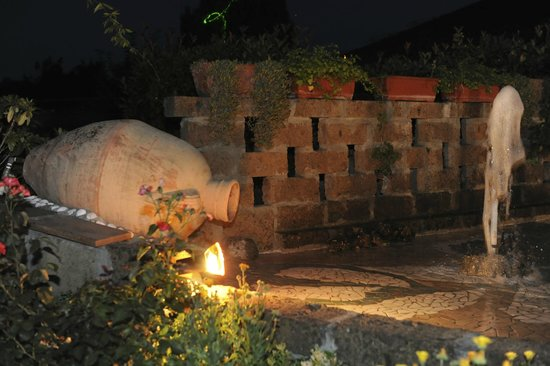 Il Fontanile, Izano