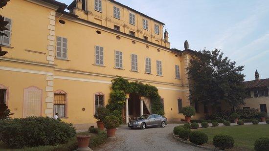 Villa Calciati, Persico Dosimo