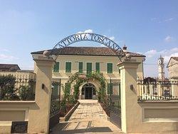 Trattoria Toscanini, Ripalta Guerina