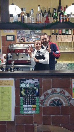 Pizzeria La Pinta, San Daniele Po