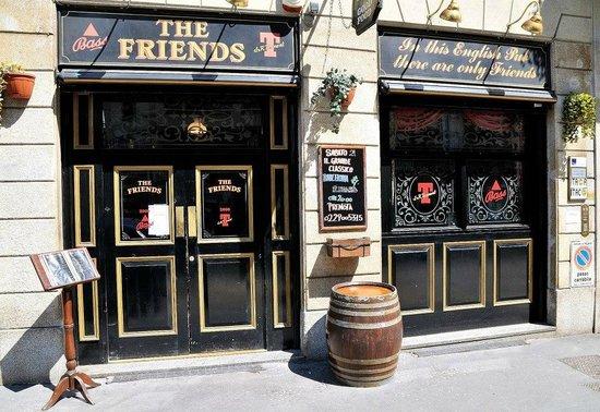 The Friends Pub Milano, Milano