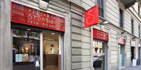 Pizzeria Spontini, Milano