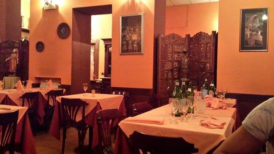Ristorante Bombay, Milano