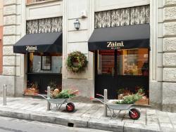 Zaini, Milano