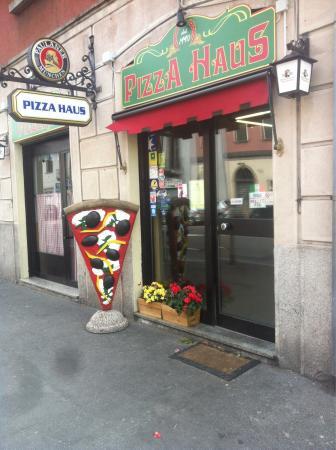 Pizza Haus, Milano