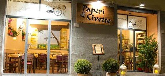 Foto del ristorante PAPERI & CIVETTE