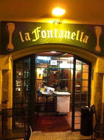 La Fontanella, Milano