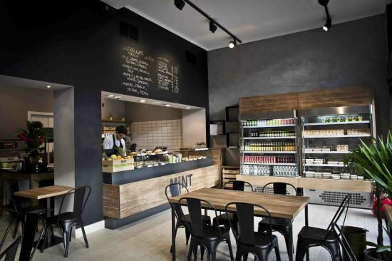 Mint Cafe, Milano