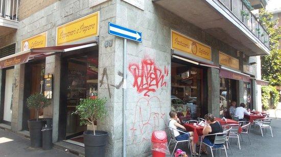 Papaveri E Papere, Milano
